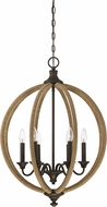 Savoy House 7-9216-6-32 Findlay Artisan Rust Drop Lighting