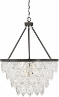 Savoy House 7-9292-7-13 Granby Modern English Bronze 26  Lighting Pendant