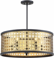 Savoy House 7-9901-5-147 Pelham Castillo Drum Hanging Pendant Lighting