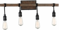 Savoy House 8-993-4-41 Burgess Contemporary Durango 4-Light Bath Lighting Fixture
