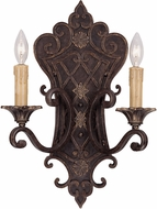 Savoy House 9-0159-2-76 Southerby Traditional Florencian Bronze Wall Lighting