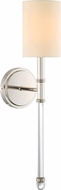 Savoy House 9-101-1-109 Fremont Modern Polished Nickel Wall Sconce