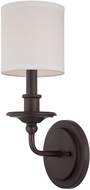 Savoy House 9-1150-1-13 Aubree English Bronze Wall Lighting Sconce