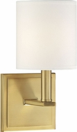 Savoy House 9-1200-1-322 Waverly Warm Brass Wall Lighting