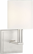 Savoy House 9-1200-1-SN Waverly Satin Nickel Light Sconce
