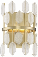 Savoy House 9-2162-2-127 Royale Contemporary Noble Brass Wall Lighting Sconce