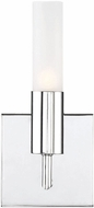 Savoy House 9-2172-1-11 Deacon Modern Polished Chrome Halogen Wall Sconce Lighting