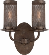 Savoy House 9-2505-2-42 Nouvel Contemporary Galaxy Bronze Sconce Lighting