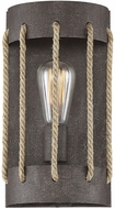 Savoy House 9-2662-1-32 Leland Artisan Rust Wall Sconce Light