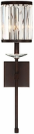 Savoy House 9-400-1-121 Ashbourne Modern Mohican Bronze Wall Sconce Light