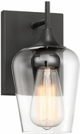 Savoy House 9-4030-1-13 Octave Modern English Bronze Wall Lighting
