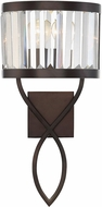 Savoy House 9-4062-1-28 Nora Burnished Bronze Wall Lighting