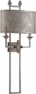 Savoy House 9-4304-2-242 Structure Modern Aged Steel Wall Sconce Lighting