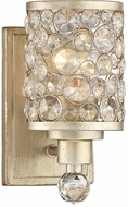 Savoy House 9-7015-1-100 Guilford Modern Aurora Lighting Wall Sconce