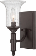 Savoy House 9-7134-1-13 Trudy English Bronze Lighting Wall Sconce