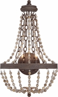 Savoy House 9-7407-2-39 Mallory Fossil Stone Wall Lamp