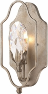 Savoy House 9-8172-1-211 Hyde Park Argentum Wall Light Sconce