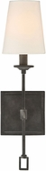 Savoy House 9-9004-1-88 Lorainne Oxidized Black Wall Light Sconce