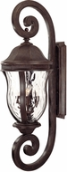 Savoy House KP-5-311-40 Monticello Walnut Patina Outdoor Lighting Sconce