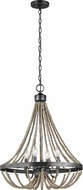 Seagull 3101904-872 Oglesby Washed Pine 20  Lighting Pendant