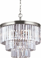 Seagull 3114004EN-965 Carondelet Antique Brushed Nickel LED Pendant Light
