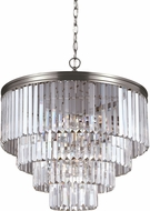 Seagull 3114006EN-965 Carondelet Antique Brushed Nickel LED Pendant Lamp