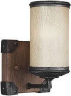 Seagull 4113301-846 Dunning Stardust / Cerused Oak Sconce Lighting