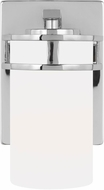 Seagull 4121601-05 Robie Chrome Wall Sconce