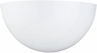 Seagull 4148-15 ADA Wall Sconces White Wall Sconce