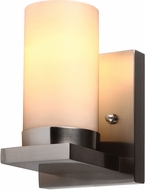 Seagull 41585-962 Ellington Modern Brushed Nickel Wall Sconce Light