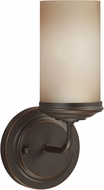 Seagull 4191401-715 Sfera Contemporary Autumn Bronze 2-Light Wall Lighting