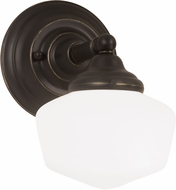 Seagull 44436-782 Academy Heirloom Bronze Wall Sconce Lighting