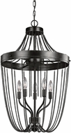 Seagull 5110105-846 Kelvyn Park Contemporary Stardust Foyer Lighting