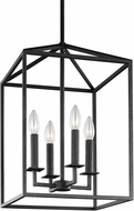 Seagull 5115004EN-839 Perryton Modern Blacksmith LED Foyer Lighting Fixture