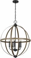 Seagull 5251005-846 Calhoun Contemporary Stardust Lighting Pendant
