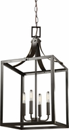 Seagull 5340604EN-782 Labette Heirloom Bronze LED Entryway Light Fixture