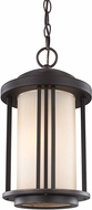 Seagull 6247901EN-71 Crowell Modern Antique Bronze LED Exterior Hanging Lamp