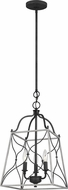 Seagull 6531503-808 Carra White Wash Small Entryway Light Fixture