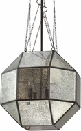 Seagull 6535404EN-782 Lazlo Modern Heirloom Bronze LED Hanging Pendant Lighting