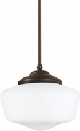 Seagull 65438EN-782 Academy Heirloom Bronze LED Pendant Lighting