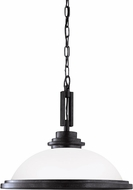 Seagull 65660EN-839 Winnetka Blacksmith LED Pendant Lighting Fixture