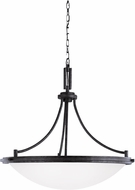 Seagull 65662EN-839 Winnetka Blacksmith LED Hanging Light Fixture