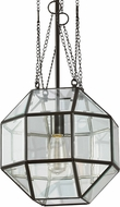 Seagull 6634401-782 Lazlo Contemporary Heirloom Bronze Hanging Pendant Lighting