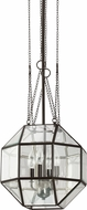 Seagull 6634404EN-782 Lazlo Contemporary Heirloom Bronze LED Drop Ceiling Light Fixture