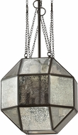 Seagull 6635404-782 Lazlo Modern Heirloom Bronze Hanging Light Fixture