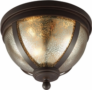 Seagull 7510403-715 Sfera Modern Autumn Bronze Ceiling Light