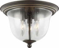 Seagull 7514503-782 Belton Modern Heirloom Bronze Ceiling Lighting