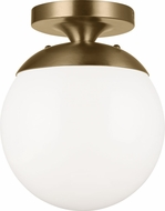Seagull 7518-848 Leo Hanging Globe Modern Satin Bronze Ceiling Light