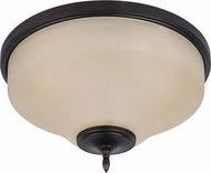 Seagull 75180EN-710 Montreal Burnt Sienna LED Overhead Lighting