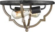 Seagull 7524902-846 Socorro Contemporary Stardust Ceiling Light Fixture